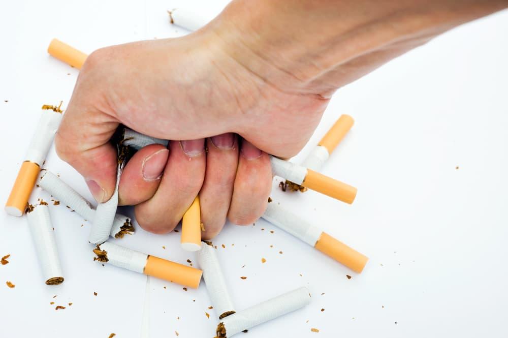 Dipendenza di nicotina tabeks